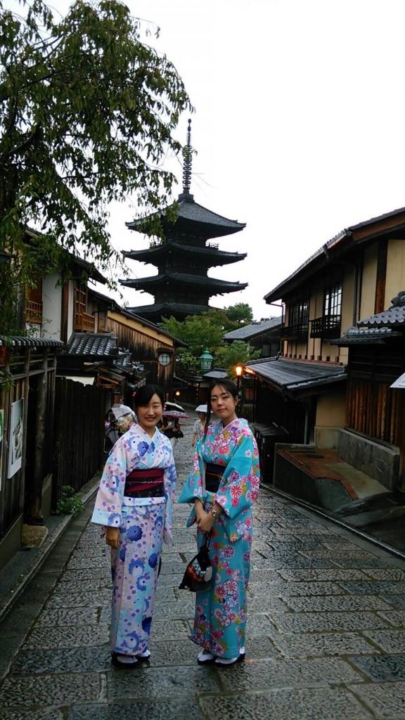 清水寺・八坂庚申堂などを散策♪2016年9月22日7