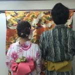 2016平岡八幡宮「花の天井 秋の特別拝観」2016年9月4日6