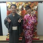 雨の京都も風情があります!2016年9月18日10