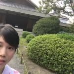 浴衣レンタルで東本願寺と名勝 渉成園へ♪2016年9月7日8