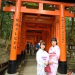 京都観光を観光タクシーで!2016年9月25日23