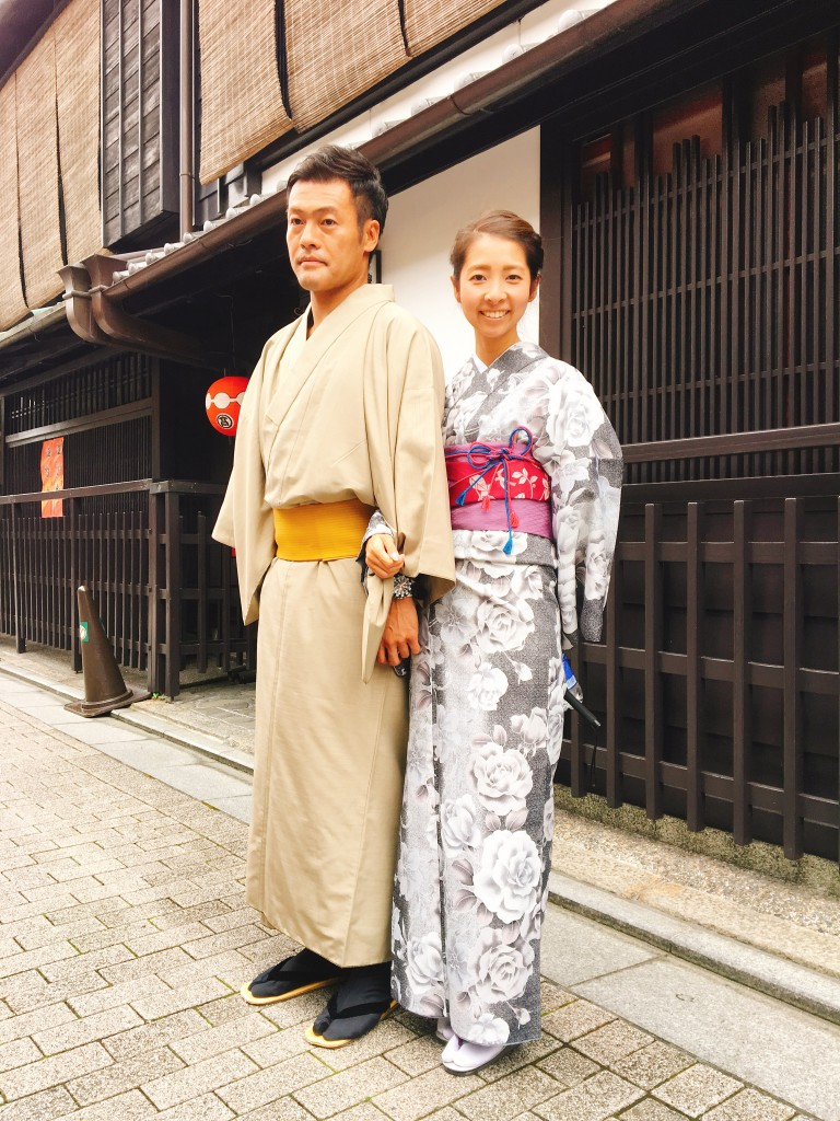京都観光を観光タクシーで!2016年9月25日26