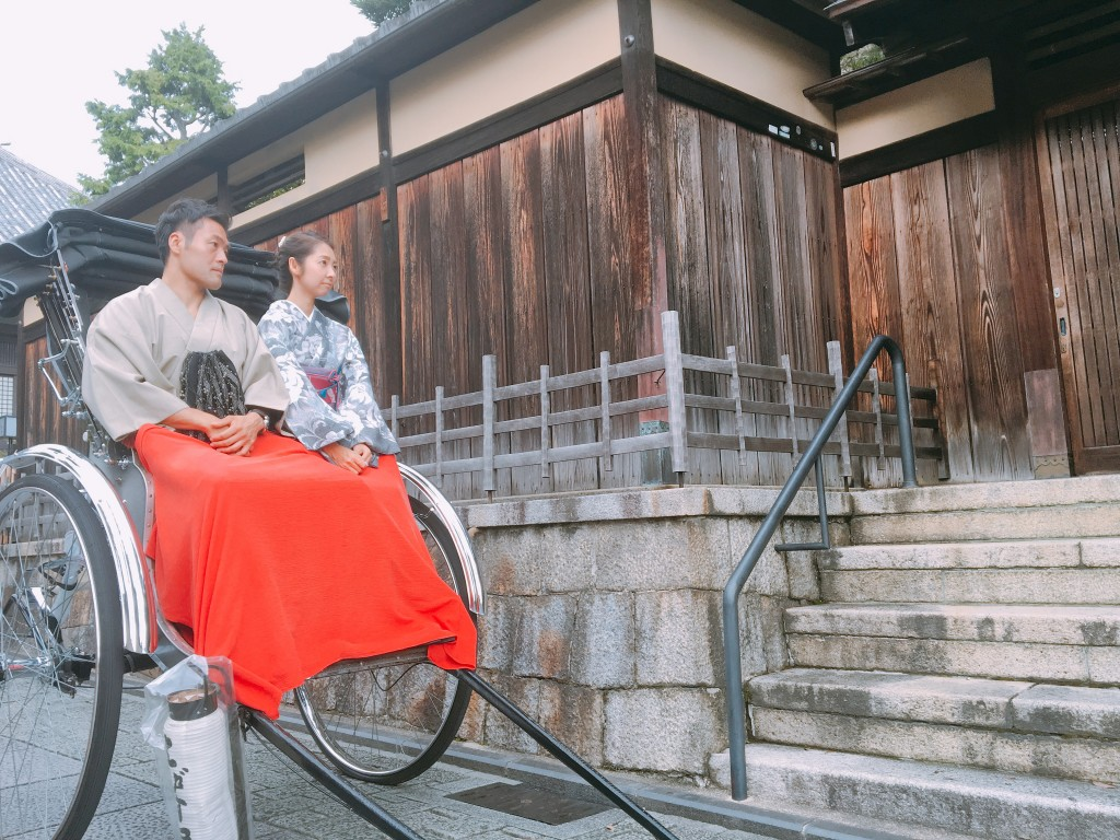 京都観光を観光タクシーで!2016年9月25日25