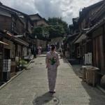 上海から京都で浴衣レンタル♪2016年9月3日6