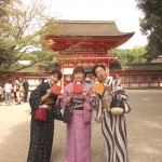 京都観光を観光タクシーで!2016年9月25日20