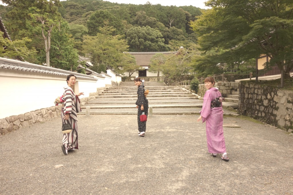 京都観光を観光タクシーで!2016年9月25日19