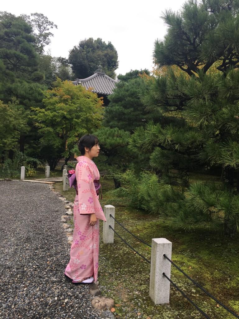 人気の嵐山・金閣寺へ!2016年9月27日16
