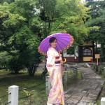 人気の嵐山・金閣寺へ!2016年9月27日15