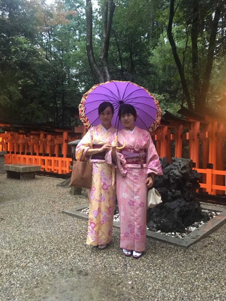 人気の嵐山・金閣寺へ!2016年9月27日14