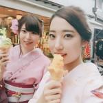 雨の京都も風情があります!2016年9月18日22