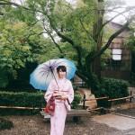 雨の京都も風情があります!2016年9月18日20