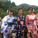 雨の京都も風情があります!2016年9月18日13