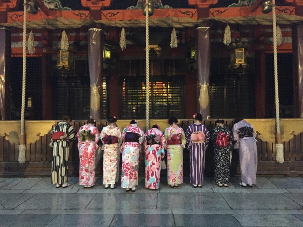 人気の嵐山・金閣寺へ!2016年9月27日12