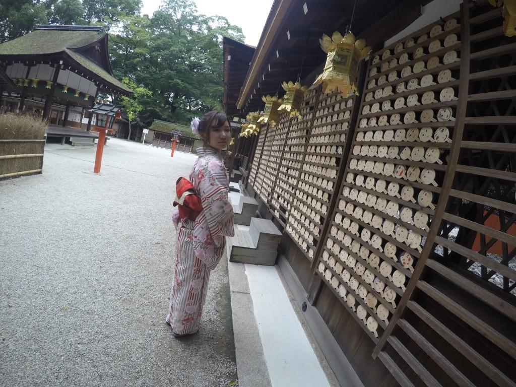 清水寺・八坂庚申堂などを散策♪2016年9月22日11
