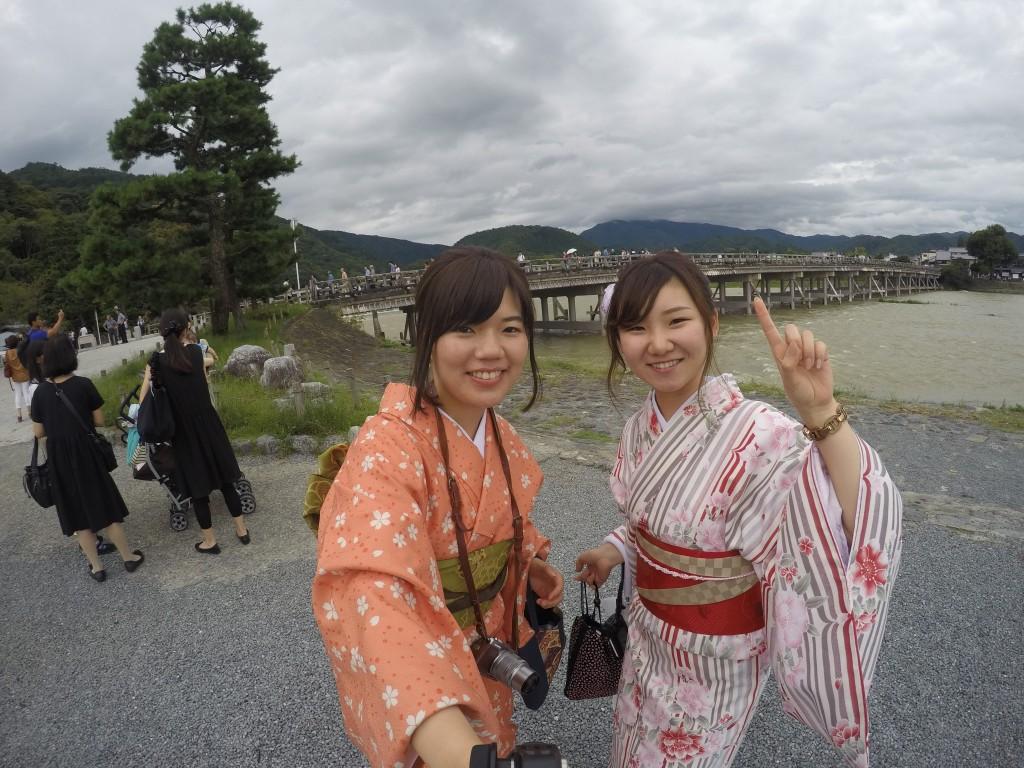 清水寺・八坂庚申堂などを散策♪2016年9月22日10