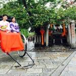 雨の京都も風情があります!2016年9月18日17