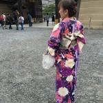 学生時代の同級生と今宮神社へ2016年10月1日8