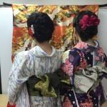 学生時代の同級生と今宮神社へ2016年10月1日1