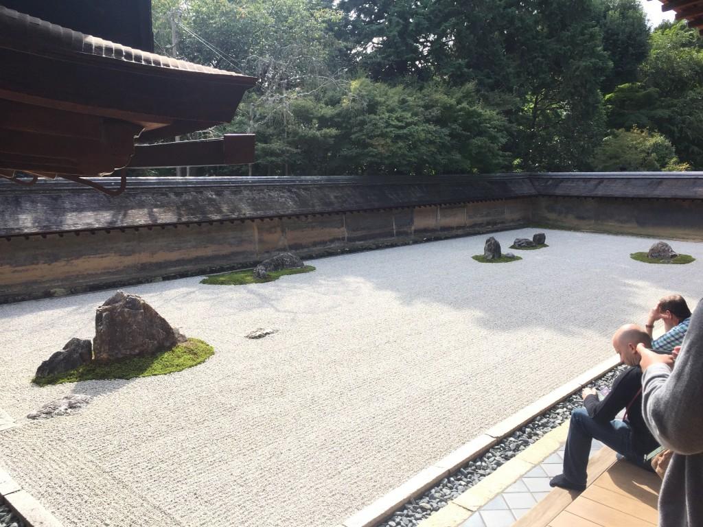 きぬかけの路「龍安寺」5