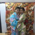 台湾から親子で清水寺へ!2016年10月17日2
