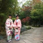 秋の二条城と清水寺周辺を散策♪2016年10月31日5