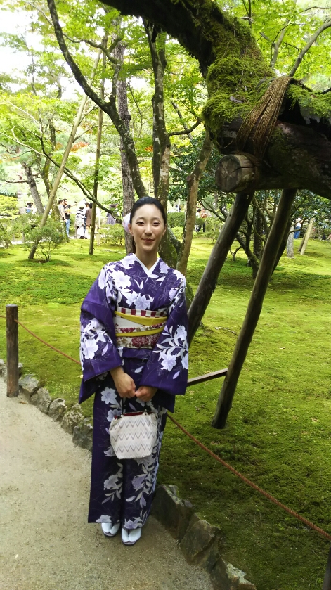 カップル♡関東から車で京都観光♪2016年10月26日4