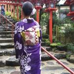 カップル♡関東から車で京都観光♪2016年10月26日7