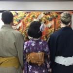 ニュージーランドから京都で着物レンタル♪2016年10月29日2