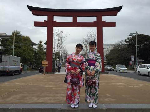 姉妹店「鎌倉着物レンタル古都」ホームページ開設