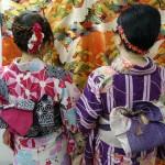 親子で着物レンタル!東福寺などへ♪2016年11月7日9