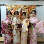 やはり大人気!着物レンタルで八坂庚申堂へ!2016年11月23日1