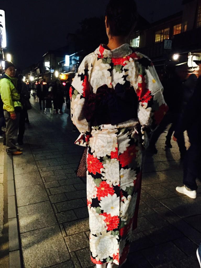 京都の紅葉は観光客でいっぱいです!2016年11月26日47