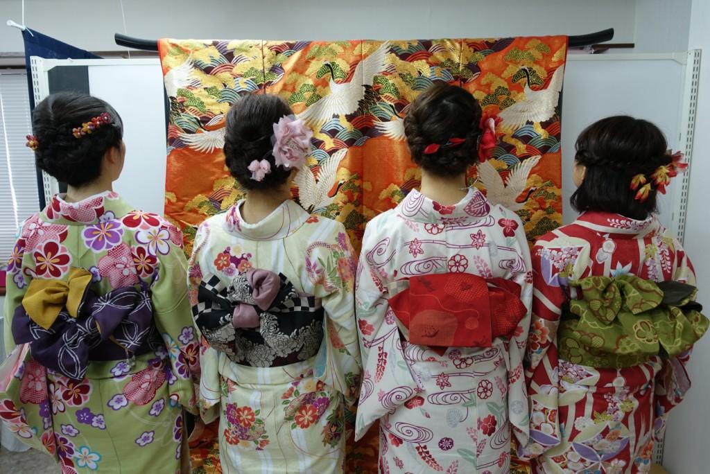 羽織いらずの良いお天気!東山を人力車で♪2016年11月30日8