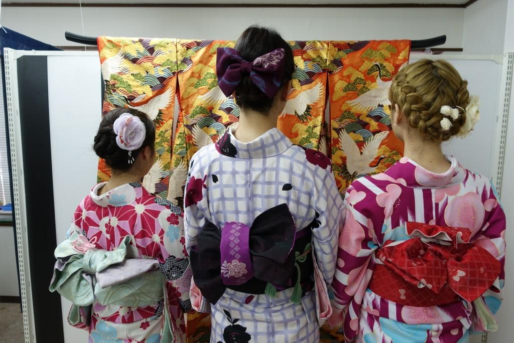 羽織いらずの良いお天気!東山を人力車で♪2016年11月30日5