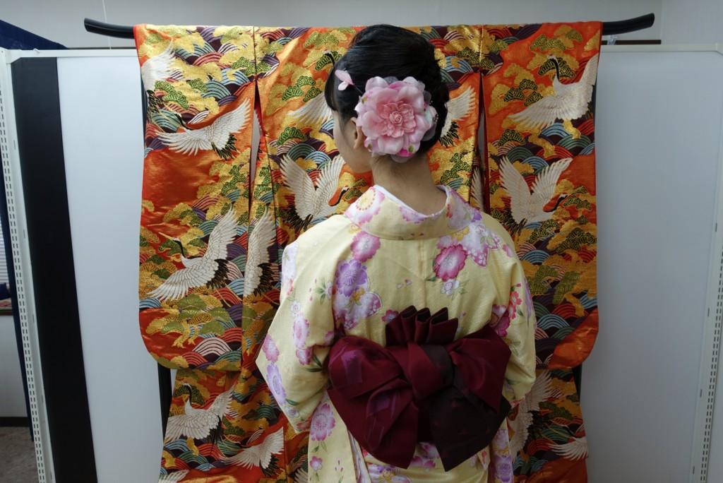 京都の紅葉は観光客でいっぱいです!2016年11月26日14