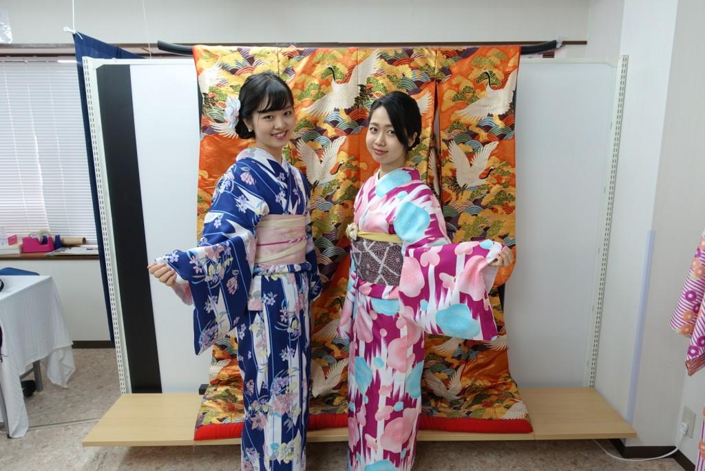 やはり大人気!着物レンタルで八坂庚申堂へ!2016年11月23日4