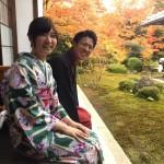 昼も夜も京都の紅葉真っ盛り!2016年11月19日19