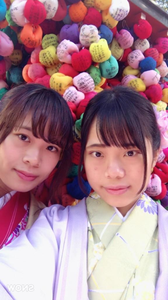 やはり大人気!着物レンタルで八坂庚申堂へ!2016年11月23日37