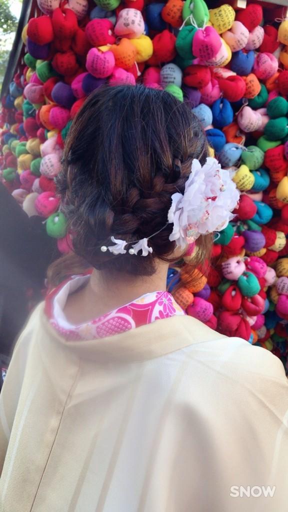 やはり大人気!着物レンタルで八坂庚申堂へ!2016年11月23日38