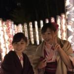 京都で人気の観光スポット嵯峨嵐山へ♪2016年11月2日12