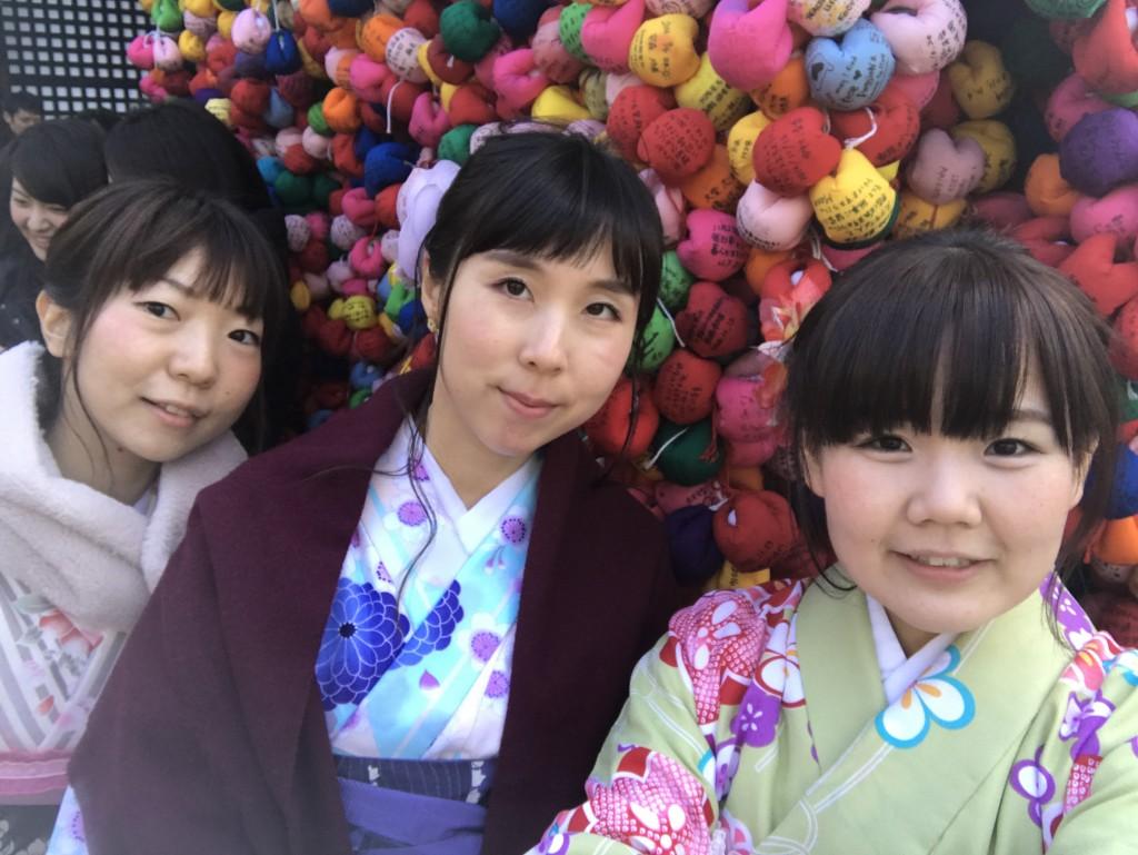 やはり大人気!着物レンタルで八坂庚申堂へ!2016年11月23日34