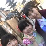 やはり大人気!着物レンタルで八坂庚申堂へ!2016年11月23日35