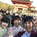 やはり大人気!着物レンタルで八坂庚申堂へ!2016年11月23日33
