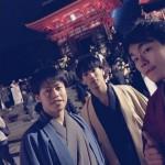 昼も夜も京都の紅葉真っ盛り!2016年11月19日17