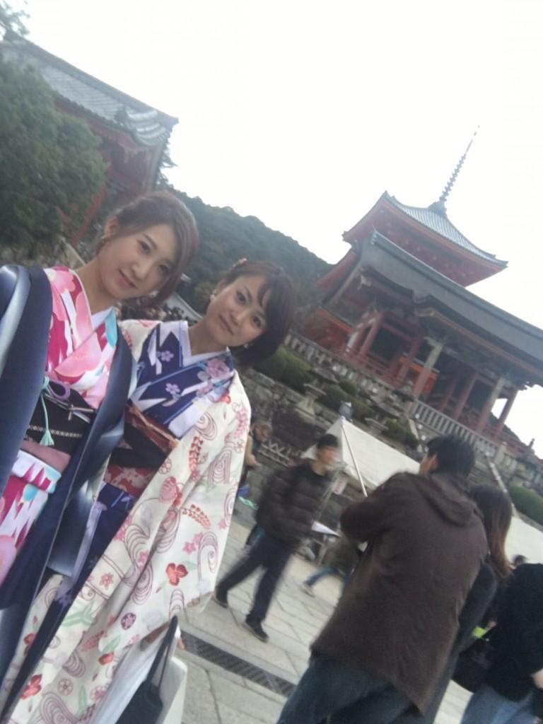 京都の紅葉は観光客でいっぱいです!2016年11月26日43
