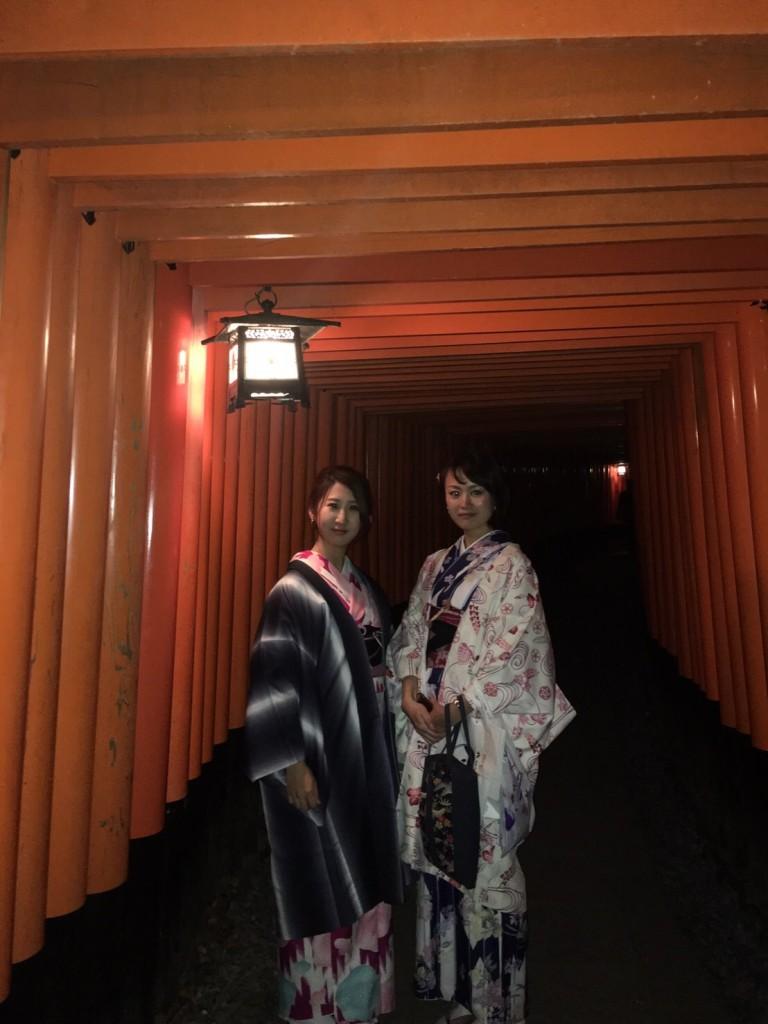 京都の紅葉は観光客でいっぱいです!2016年11月26日44