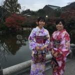 京都の紅葉は観光客でいっぱいです!2016年11月26日39