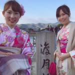 今日も大人気の嵯峨嵐山へ♪2016年11月4日9