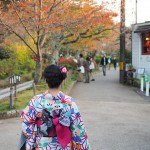 銀閣寺から哲学の道を歩いて永観堂ライトアップへ!2016年11月12日29
