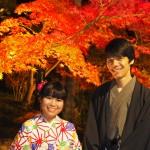 銀閣寺から哲学の道を歩いて永観堂ライトアップへ!2016年11月12日28